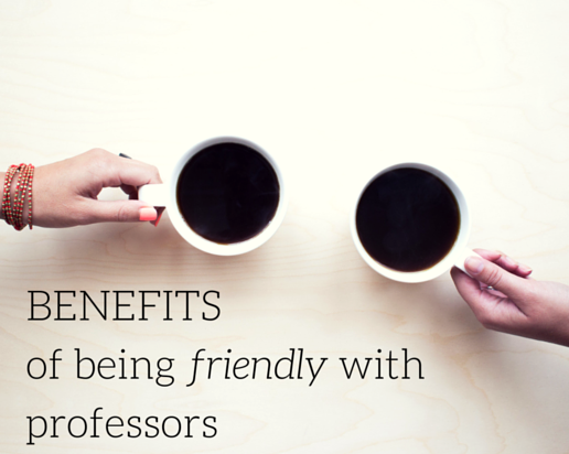 Benefits that You Can Get From Friendships With Professors